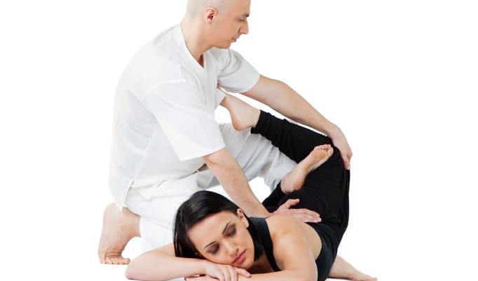 Thai Yoga Massage in Bremen - 30 Minuten