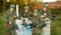 Paintball Gruppe